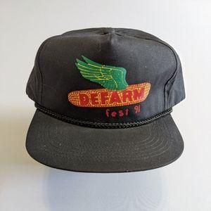 1991 Dekalb Seed Corn Company Snapback